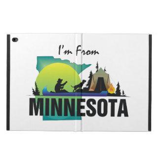 TEE I'm from Minnesota Powis iPad Air 2 Case