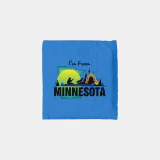 TEE I'm from Minnesota Reusable Bag