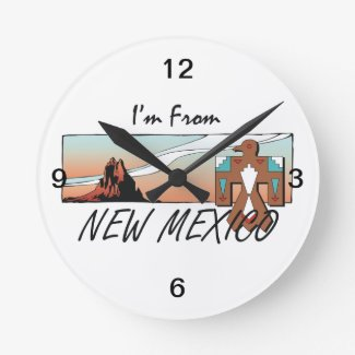 TEE I'm from New Mexico