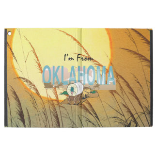 "TEE I'm from Oklahoma iPad Pro 12.9"" Case"
