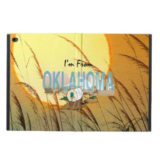 TEE I'm from Oklahoma Powis iPad Air 2 Case