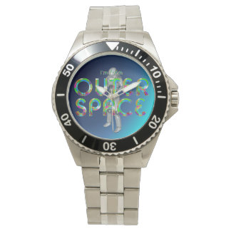 TEE I'm From Outer Space Watch