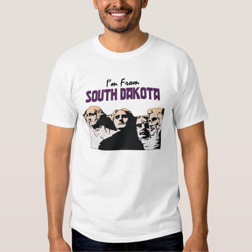 TEE I'm From South Dakota