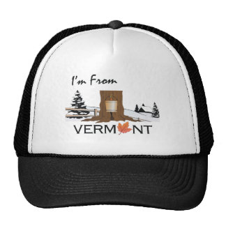 TEE I'm From Vermont Trucker Hat