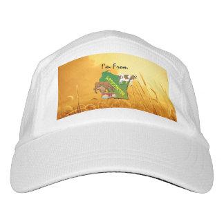 TEE I'm from Wisconsin Headsweats Hat