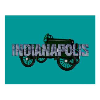TEE Indianapolis Postcard