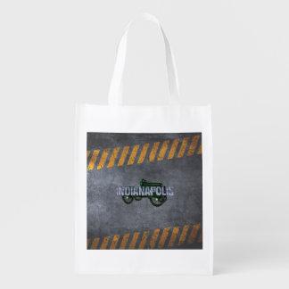 TEE Indianapolis Reusable Grocery Bag