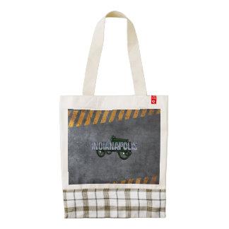 TEE Indianapolis Zazzle HEART Tote Bag