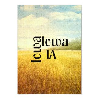 TEE Iowa Card