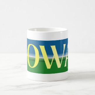 TEE Iowa Coffee Mug