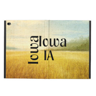 TEE Iowa Powis iPad Air 2 Case