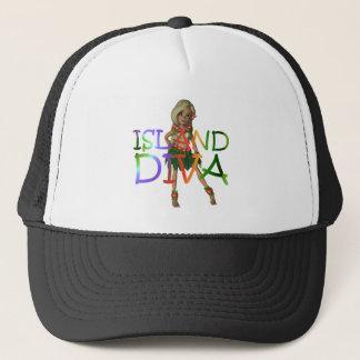 TEE Island Diva Trucker Hat