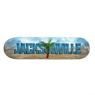 TEE Jacksonville Skateboard