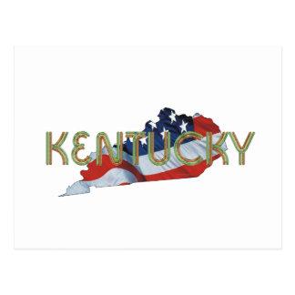 TEE Kentucky Patriot Postcard