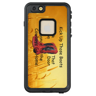 TEE Kick Up Those Boots LifeProof FRĒ iPhone 6/6s Plus Case