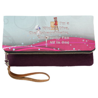 TEE Kitchen Diva Clutch