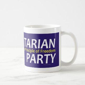 TEE Libertarian Mug