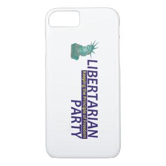 TEE Libertarian Party iPhone 8/7 Case