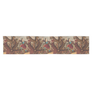 TEE Lion Queen Short Table Runner