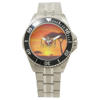 TEE Lionhearted Watch