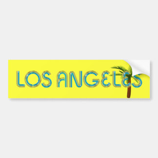 TEE Los Angeles Bumper Stickers