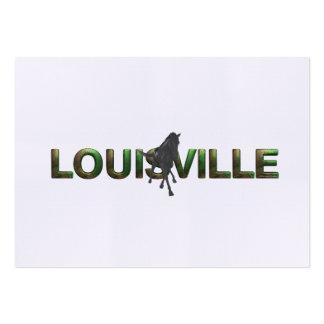 TEE Louisville Business Card Template