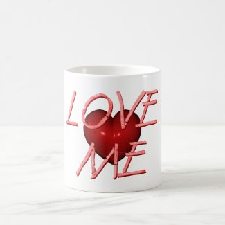 TEE Love Me Coffee Mug