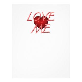 TEE Love Me Flyer
