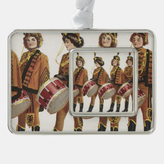 TEE Marching Band Fan Ornament