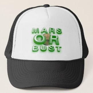 TEE Mars Or Bust Trucker Hat