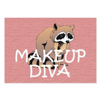 TEE Mascara Maniac Business Cards