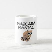 Mascara Racoon Slogan