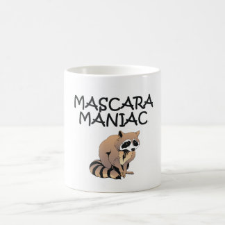 TEE Mascara Maniac Mug