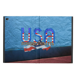 TEE Massachusetts Patriot Powis iPad Air 2 Case