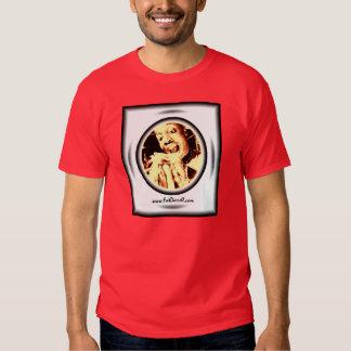Tee-Men's Big Bite logo (red) T-Shirt
