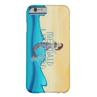 TEE Mermaid Lifeguard Barely There iPhone 6 Case