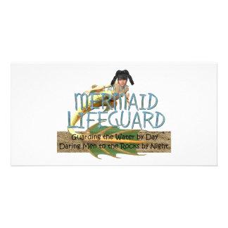 TEE Mermaid Lifeguard Card