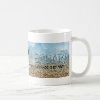 TEE Mermaid Lifeguard Coffee Mug