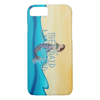 TEE Mermaid Lifeguard iPhone 7 Case