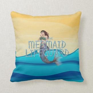 TEE Mermaid Lifeguard
