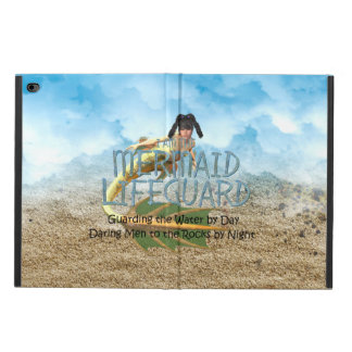 TEE Mermaid Lifeguard Powis iPad Air 2 Case