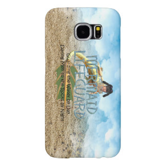 TEE Mermaid Lifeguard Samsung Galaxy S6 Case