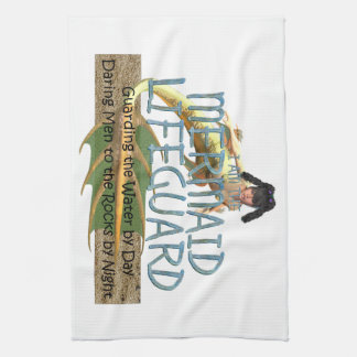 TEE Mermaid Lifeguard Towels