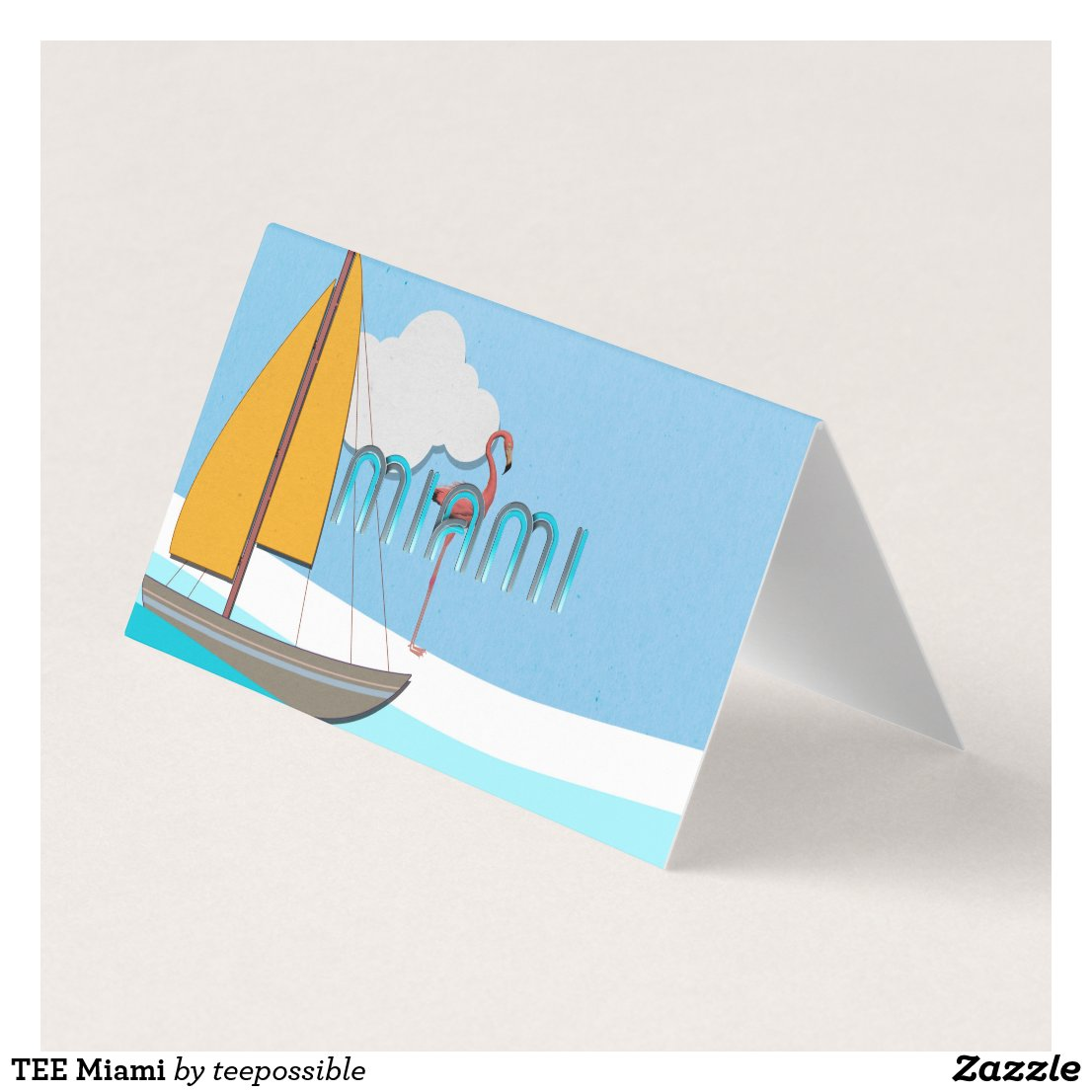 TEE Miami Business Card