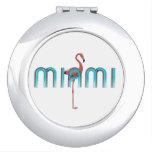 TEE Miami Compact Mirror