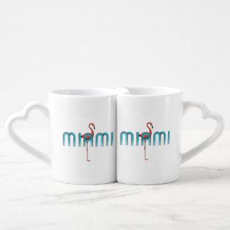 TEE Miami Couples Coffee Mug