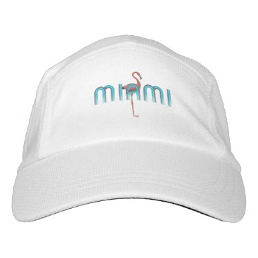 Beach Themed TEE Miami Hat