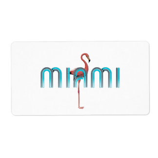 TEE Miami Label