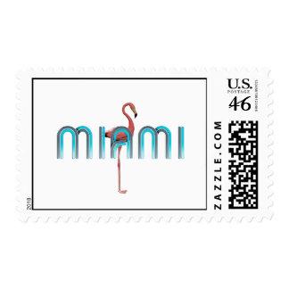 TEE Miami Stamp