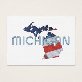 TEE Michigan Patriot Business Card
